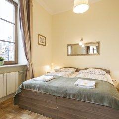 Апартаменты P&O Podwale Apartments комната для гостей фото 2