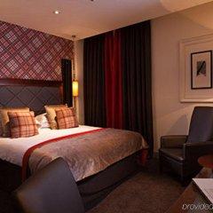 Отель Malmaison Manchester Манчестер комната для гостей фото 4