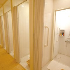 Отель Well Cabin Nakasu Фукуока интерьер отеля фото 3