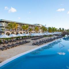 Отель Ocean El Faro Resort - All Inclusive Доминикана, Пунта Кана - отзывы, цены и фото номеров - забронировать отель Ocean El Faro Resort - All Inclusive онлайн пляж фото 2