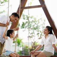 Mövenpick Siam Hotel Na Jomtien Pattaya фитнесс-зал фото 3