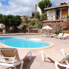 Отель El Olivar La Molienda бассейн