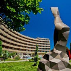 Отель Grand Hotel Pomorie Болгария, Поморие - 2 отзыва об отеле, цены и фото номеров - забронировать отель Grand Hotel Pomorie онлайн фитнесс-зал