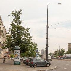 Отель Apartament Marszalkowska by City Quality парковка
