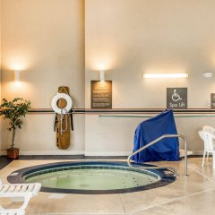 Отель Comfort Inn North/Polaris США, Колумбус - отзывы, цены и фото номеров - забронировать отель Comfort Inn North/Polaris онлайн бассейн фото 3