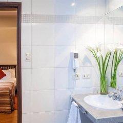San Agustin El Dorado Hotel ванная