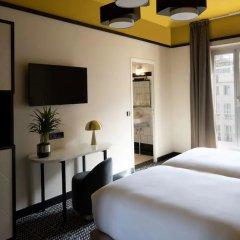 Отель Best Western Hotel Roosevelt Франция, Ницца - отзывы, цены и фото номеров - забронировать отель Best Western Hotel Roosevelt онлайн комната для гостей фото 4