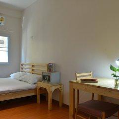 PanPan Hostel Bangkok Бангкок комната для гостей