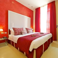 Отель La Griffe Roma MGallery by Sofitel Италия, Рим - 5 отзывов об отеле, цены и фото номеров - забронировать отель La Griffe Roma MGallery by Sofitel онлайн комната для гостей