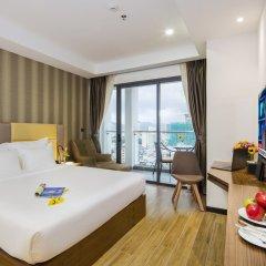 Sen Viet Premium Hotel Nha Trang комната для гостей