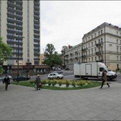 Апартаменты P&O Apartments Powisle парковка