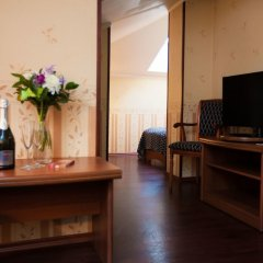 Гостиничный комплекс Купеческий клуб Бор удобства в номере фото 7