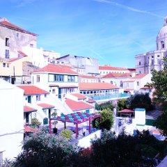 Отель Artist Studio - Alfama Old Town Португалия, Лиссабон - отзывы, цены и фото номеров - забронировать отель Artist Studio - Alfama Old Town онлайн балкон