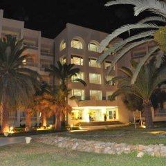 Отель Marhaba Club Сусс вид на фасад