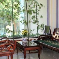 Отель Bamboo Nha Trang Hotel Вьетнам, Нячанг - отзывы, цены и фото номеров - забронировать отель Bamboo Nha Trang Hotel онлайн интерьер отеля фото 2