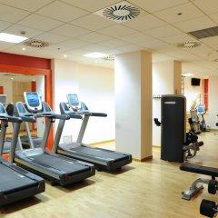 Отель Hilton Milan фитнесс-зал фото 2