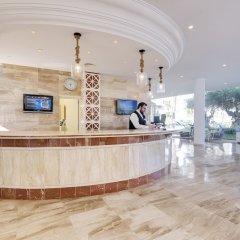 Отель Aparthotel Tropic Garden Испания, Санта-Эулалия-дель-Рио - отзывы, цены и фото номеров - забронировать отель Aparthotel Tropic Garden онлайн интерьер отеля