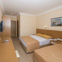 Grand Atilla Hotel Турция, Аланья - 14 отзывов об отеле, цены и фото номеров - забронировать отель Grand Atilla Hotel онлайн комната для гостей фото 2