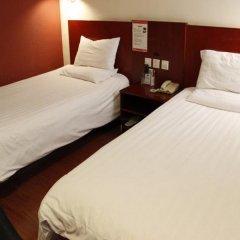 Отель Hanting Express Hotel Beijing Liufang Branch Китай, Пекин - отзывы, цены и фото номеров - забронировать отель Hanting Express Hotel Beijing Liufang Branch онлайн комната для гостей фото 3