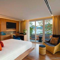 Отель Novotel Phuket Kamala Beach комната для гостей