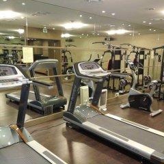 Hotel AIRPORT фитнесс-зал фото 2