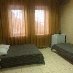 Отель Akspay Казань комната для гостей фото 5
