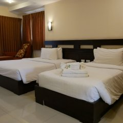 Hotel La Villa Khon Kaen комната для гостей фото 4