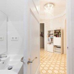 Отель Design Guestroom Barcelona Arc de Triomf Барселона ванная фото 2