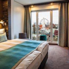 Отель Motel One Wien-Prater комната для гостей фото 6