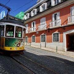 Отель Lapa 82 - Boutique Bed & Breakfast Лиссабон городской автобус