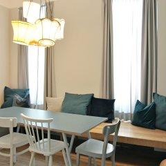 Отель Grätzlhotel Meidlingermarkt Австрия, Вена - отзывы, цены и фото номеров - забронировать отель Grätzlhotel Meidlingermarkt онлайн комната для гостей фото 5