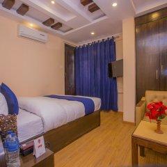 Отель OYO 264 Hotel Antique Kutty Непал, Катманду - отзывы, цены и фото номеров - забронировать отель OYO 264 Hotel Antique Kutty онлайн комната для гостей фото 3