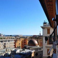 Отель Il Ciottolo Генуя балкон