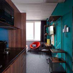 Отель The Student Hotel Amsterdam West Нидерланды, Амстердам - 7 отзывов об отеле, цены и фото номеров - забронировать отель The Student Hotel Amsterdam West онлайн в номере