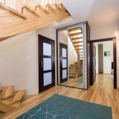 Апартаменты Royal Apartments - Center Сопот комната для гостей