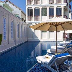Отель Cozy Hoian Boutique Villas бассейн фото 2