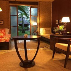 Отель Motu Mapeti - Tahiti Private Island интерьер отеля