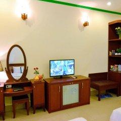 Отель Green Hotel Вьетнам, Вунгтау - отзывы, цены и фото номеров - забронировать отель Green Hotel онлайн удобства в номере