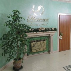 Гостиница Hermes Resort Украина, Трускавец - отзывы, цены и фото номеров - забронировать гостиницу Hermes Resort онлайн интерьер отеля фото 2