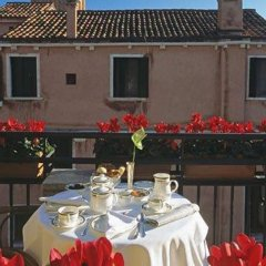 Отель San Marco Palace Suite Венеция питание