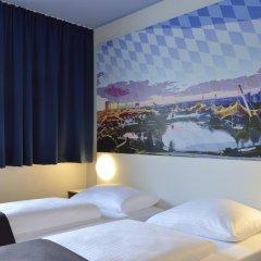 Отель B&B Hotel Munchen City-Nord Германия, Мюнхен - отзывы, цены и фото номеров - забронировать отель B&B Hotel Munchen City-Nord онлайн комната для гостей фото 4