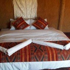 Отель Sahara Camp & Camel Trek Марокко, Мерзуга - отзывы, цены и фото номеров - забронировать отель Sahara Camp & Camel Trek онлайн комната для гостей фото 2