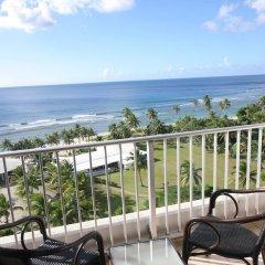 Отель Nikko Guam Тамунинг балкон