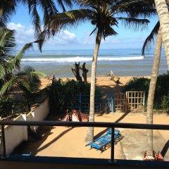 Отель Marigold Beach House пляж