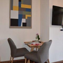 Отель Angerburg Blumenhotel Аппиано-сулла-Страда-дель-Вино в номере