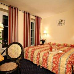 Hotel Beauvoir сейф в номере