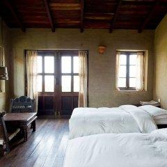 Отель Hananoie-A Permaculture Resort Непал, Лехнат - отзывы, цены и фото номеров - забронировать отель Hananoie-A Permaculture Resort онлайн комната для гостей фото 2