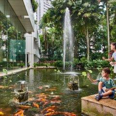 Отель Shangri-La Hotel Kuala Lumpur Малайзия, Куала-Лумпур - 1 отзыв об отеле, цены и фото номеров - забронировать отель Shangri-La Hotel Kuala Lumpur онлайн приотельная территория