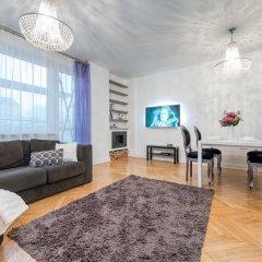 Апартаменты P&O Apartments Tamka комната для гостей фото 3