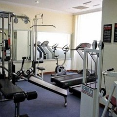 Mulia Hotel фитнесс-зал фото 3